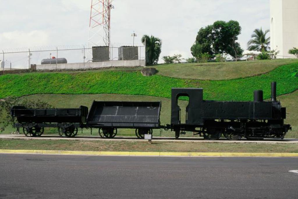 City Wide Towing >> Panama - Friends of Latin American Railways
