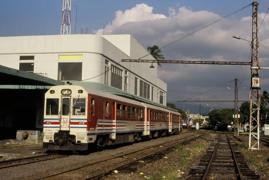 Costa Rica Friends Of Latin American Railways