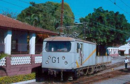 Goods motor coach/car transporter G-1 at Pindamonghangaba, 2007.